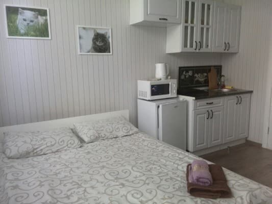Apartment Apartamenti ul. Saltovskoe shosse, 14, Kharkiv: photo, prices, reviews