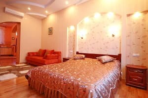 Hotels Lviv. Hotel Apartment Comfort Apartment on Tiktora Str, 8, fl.9