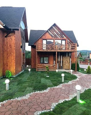 Chalet Four Season in Carpatian, Myhove: photo, prices, reviews