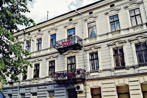 Hotels  Ivano-Frankivsk. Hotel designer apartment in the heart of the city mini