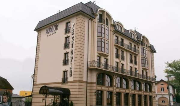 Hotel and restaurant complex Avalon Palace, Ternopil: photo, prices, reviews