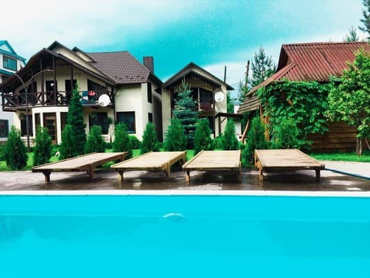 Hotel U Hunky,  Kosiv: photo, prices, reviews