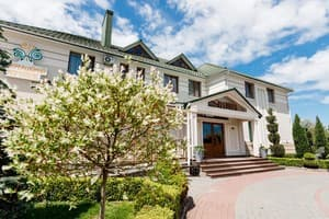 Hotels  city  Lutsk and region. Hotel Restpark