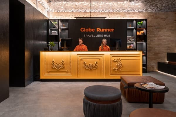 Hotel Globe Runner Hotel & Hostel, Kyiv: photo, prices, reviews