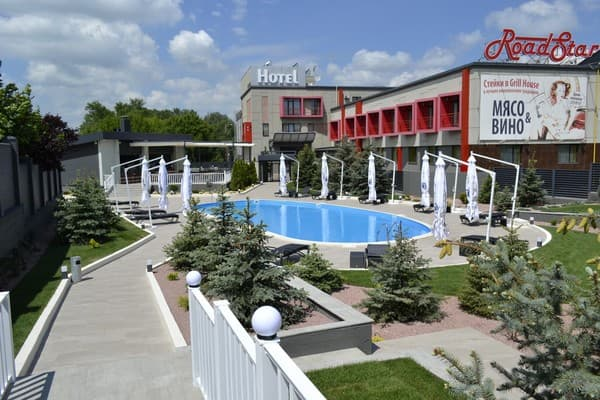 Hotel Road Star,  Dnipro: photo, prices, reviews