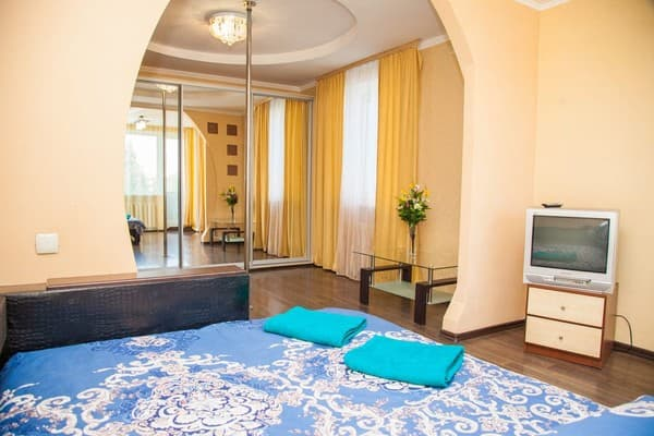 Apartment ul.Dunayskaya 35,  Zaporizhia: photo, prices, reviews