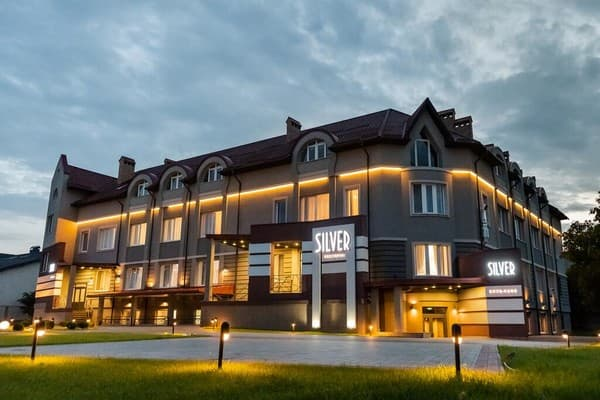 Hotel and restaurant complex Silver,  Ivano-Frankivsk: photo, prices, reviews
