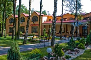 Hotels  city  Lutsk and region. Hotel Zelenyi Gai