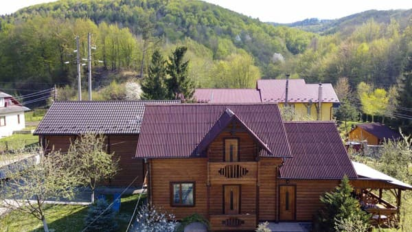 Cottage Hata Ribaka,  Kosiv: photo, prices, reviews