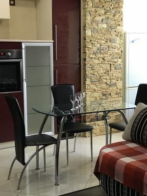 Apartment Lutsk Apartment ul.Kravchuka 11-Б,  Lutsk: photo, prices, reviews