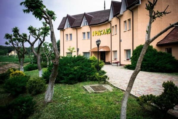 Hotel Inklyuz, Drohobych: photo, prices, reviews