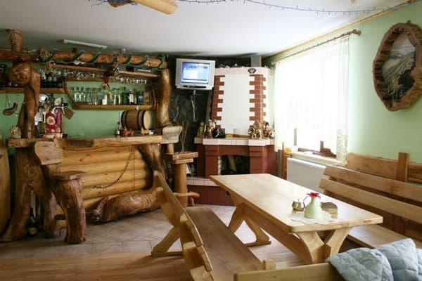 Mini hotel Velyka Vedmedytsia, Dragobrat: photo, prices, reviews