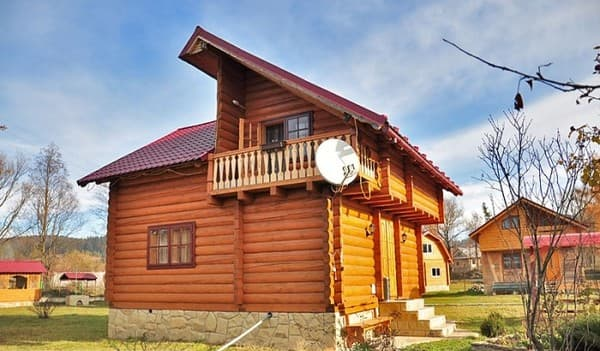 Cottage U Pavla, Mykulychyn: photo, prices, reviews