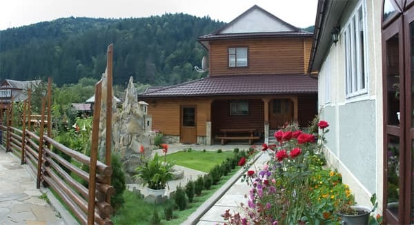 Private estate Hatyna myslyvtsia, Mykulychyn: photo, prices, reviews