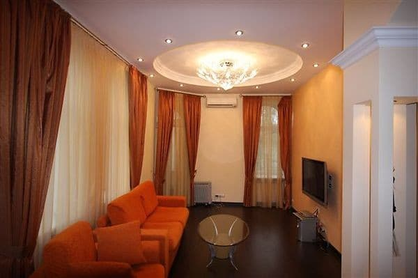 Apartment KievApartment on Mala Zhytomyrska Street, Kyiv: photo, prices, reviews