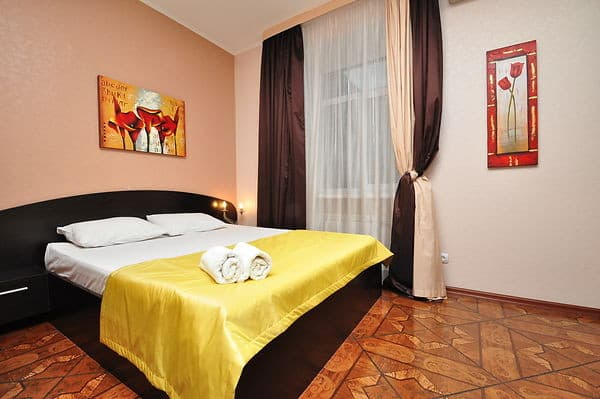 Apartment Apartment Studio on Saksahanskoho Street, 42-1, Kyiv: photo, prices, reviews