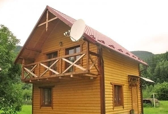 Private estate Yasen, Mykulychyn: photo, prices, reviews