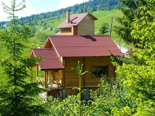 Private estate Malva, Oriavchyk-Zveniv: photo, prices, reviews