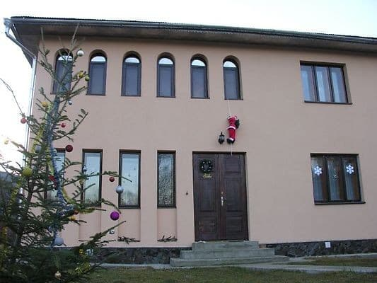 Private estate Green House, Verkhovyna: photo, prices, reviews