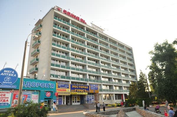 Hotel Turist, Kharkiv: photo, prices, reviews