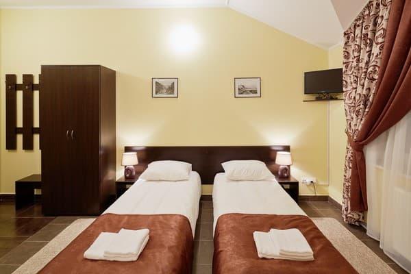 Недорогие гостиницы Львова