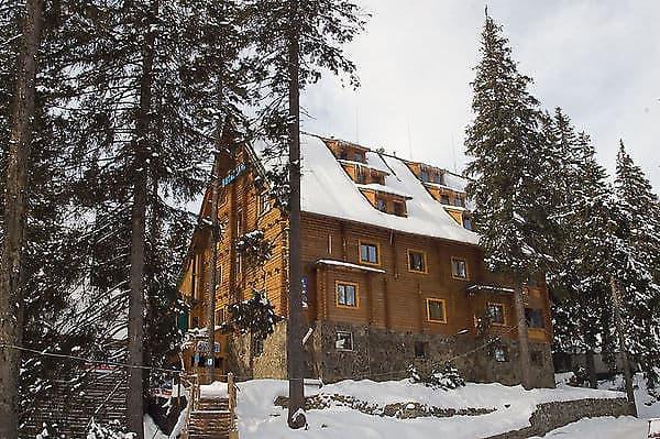 горнолыжный курорт Драгобрат