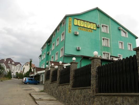 Hotel Izumrud,  Uzhhorod: photo, prices, reviews