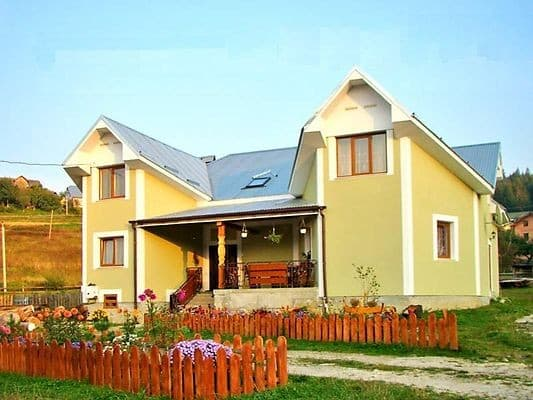 Private estate Svitanok, Slavske: photo, prices, reviews