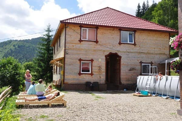 Private estate Hutsulochka, Slavske: photo, prices, reviews