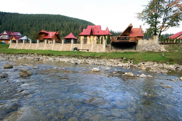 Guest Court Zatin, Yaremche: photo, prices, reviews