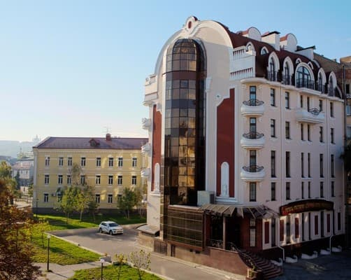 Hotel Staro, Kyiv: photo, prices, reviews