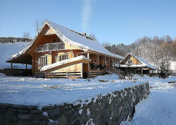 Private estate Stara Hata,  Kosiv: photo, prices, reviews