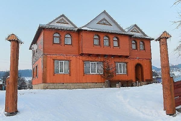 Private estate U Stefy, Mykulychyn: photo, prices, reviews