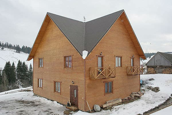 Private estate Zorepad, Mykulychyn: photo, prices, reviews