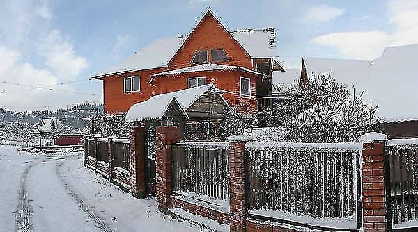 Private estate U pani Natali, Mykulychyn: photo, prices, reviews