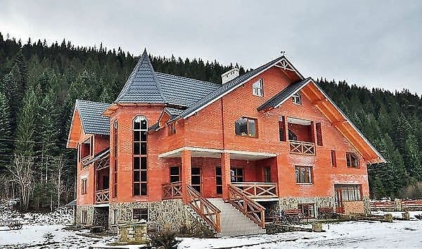 Private estate Hutsulski barvy, Mykulychyn: photo, prices, reviews