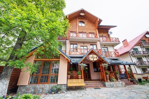 Hotel Sofia, Yaremche: photo, prices, reviews