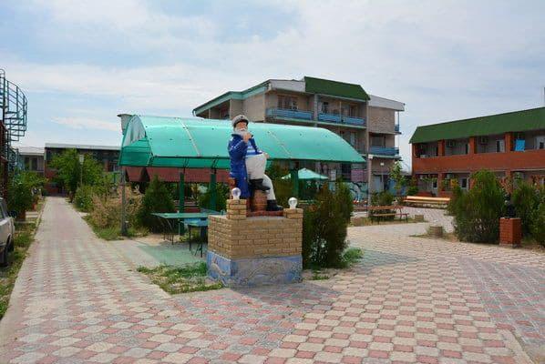 База отдыха Морская Звезда, Кирилловка: цены, фото, реальные ...