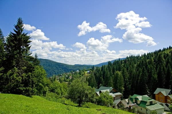 Private estate Boikivska Hata, Myhove: photo, prices, reviews