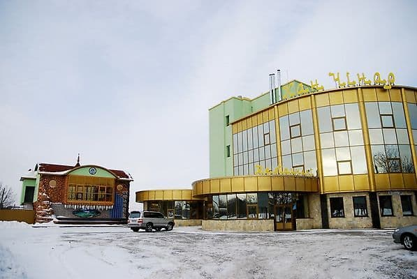 Hotel Khan-Chinar,  Dnipro: photo, prices, reviews
