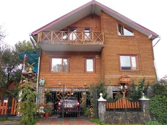 Private estate U Mariany, Yaremche: photo, prices, reviews