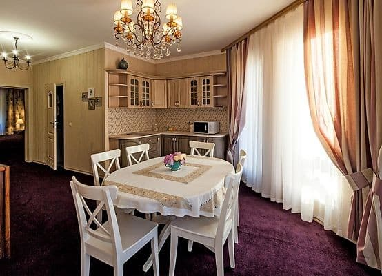 Tourist complex  Olha housing DeLuxe, Tatariv: photo, prices, reviews