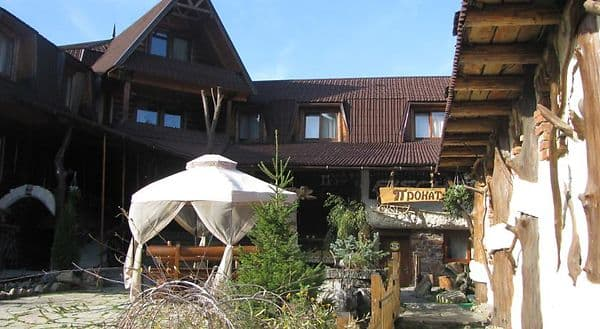 Private estate Grazhda, Bukovel: photo, prices, reviews