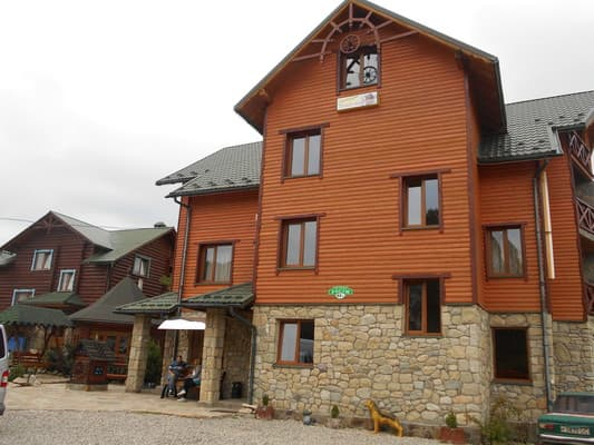 Private sector Zatyshok nad Prutom , Bukovel: photo, prices, reviews
