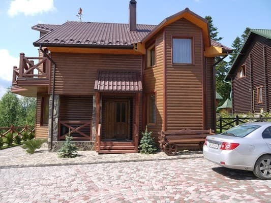 Cottage Pid zolotym orlom, Myhove: photo, prices, reviews