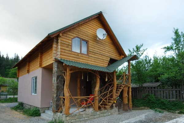 Cottage U Bazhanov, Tatariv: photo, prices, reviews