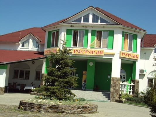 Hotel Zoloti Vorota, Mukachevo: photo, prices, reviews