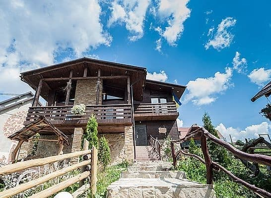 Chalet Vechornytsi, Bukovel: photo, prices, reviews