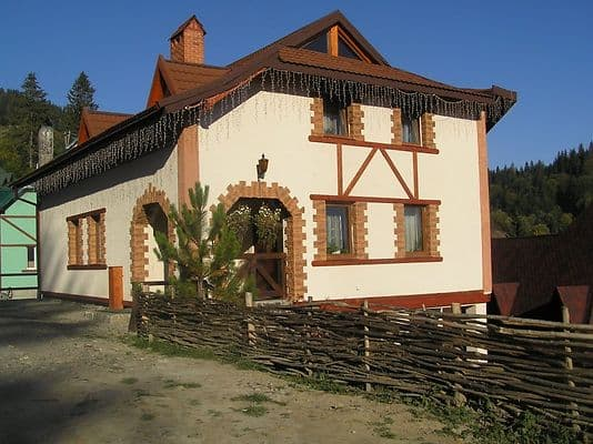 Tourist complex  Karpatska kazka, Slavske: photo, prices, reviews