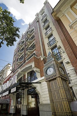 Hotel London, Odesa: photo, prices, reviews